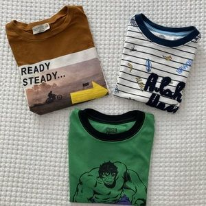 Other - boys shirts size 8